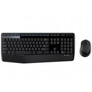 KBD, Logitech Combo MK345, Wireless, Black (920-006489)