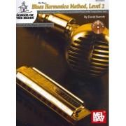 Blues Harmonica Method: Level 2 by David Barrett