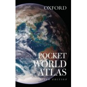 Pocket World Atlas by Oxford University Press