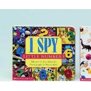 I Spy Little Numbers by Jean Marzollo