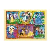 Disney Hercegnők 350 db-os kirakó - sérült csomagolású