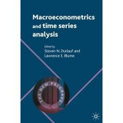 Macroeconometrics and Time Series Analysis by Steven N. Durlauf