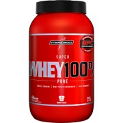 Super Whey 100% Pure - 907 g - Integralmédica
