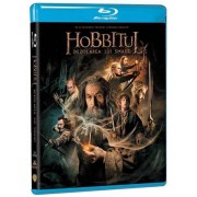 The Hobbit: The Desolation of Smaug: Ian McKellen,Martin Freeman,Richard Armitage - Hobbitul: Dezolarea lui Smaug (Blu-Ray)