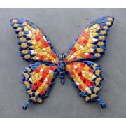 magneet vlinder mozaiek 29971
