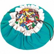 PLAY & GO Speelgoed The Ultimate Storage Bag Turkoois