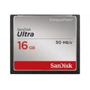 Sandisk Compact Flash Ultra 16GB memóriakártya