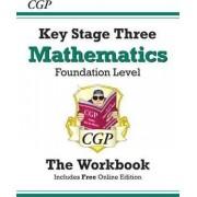 KS3 Maths: Workbook (Without Answers) - Levels 3-6 (Workbooks) by Richard Parsons