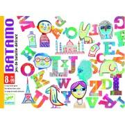 Joc de cărți Djeco Batamo