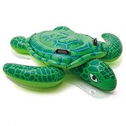 Intex Lil' Sea Turtle Ride-On 59 X 50 for Ages 3+