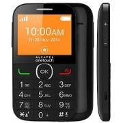Alcatel One Touch 2004c cu camera 2 MP Black