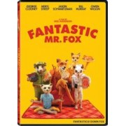 FANTASTIC MR. FOX DVD 2009