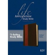 Life Application Study Bible-KJV-Personal Size by Tyndale
