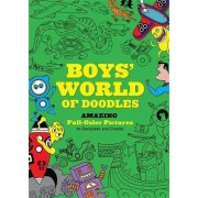 Boys' World of Doodles by Andy Davies