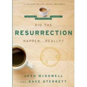 Did the Resurrection Happen . . . Really? by Josh McDowell