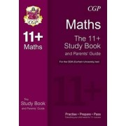 11+ Maths Study Book and Parents' Guide for the CEM Test by CGP Books
