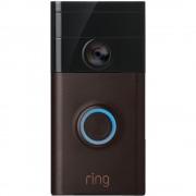 Sonerie Smart Cu Camera Video 720p Si Wi-Fi Maro RING