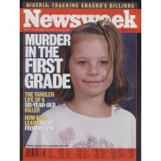 Newsweek (2000) N° 10 : Murder In The First Grade. The Tangled Life Of A Six-Year-Old Killer