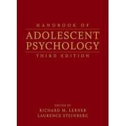 Handbook of Adolescent Psychology by Richard M. Lerner