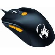 Mouse Gaming Genius Scorpion M8-610 Black - Orange 8200 DPI USB