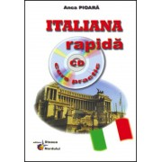 Italiana rapida - curs practic (include CD)
