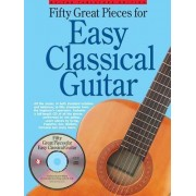 50 Great Pieces for Easy Classical Guitar by Hal Leonard Corp