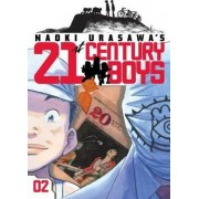 Naoki Urasawa's 21st Century Boys by Naoki Urasawa