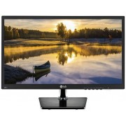 "Monitor TN LED LG 23.5"" 24M37D-B, Full HD (1920 x 1080), VGA, DVI, 5ms (Negru) + Kit Tastatura si Mouse"