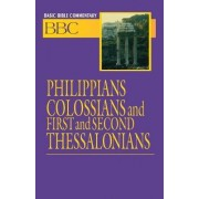 Philippians, Colossians and First and Second Thessalonians by Robert E. Luccock
