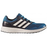 adidas Duramo 7 But do biegania Mężczyźni petrol Buty Barefoot i buty minimalistyczne