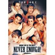 SAUVAGE Never Enough (DVD)