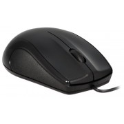 Mouse Spacer SPMO-857 cu fir optic USB negru