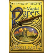The Magykal Papers by Angie Sage