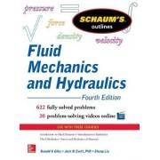 Schaum's Outline of Fluid Mechanics and Hydraulics by Cheng Liu