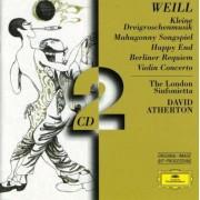 K. Weill - Kleine Dreigroschenmusik (0028945944227) (2 CD)