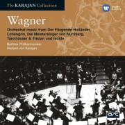 Herbert von Karajan - Wagner: Overtures And Preludes From Tannhauser (0724347689628) (1 CD)
