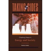 Clashing Views in Energy and Society by Thomas A. Easton