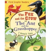 The Ant and the Grasshopper by Aesop