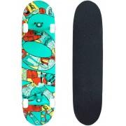 Skate Skateboard Coca-Cola Coke Shape 78x20 ABEC-5 - 145400