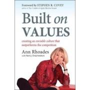 Built on Values by Nancy Shepherson
