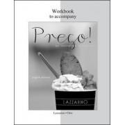 Workbook for Prego! by Graziana Lazzarino
