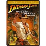 INDIANA JONES RAIDERS OF THE LOST ARK DVD 1981