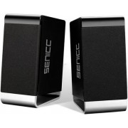 Mini Boxe Senicc SN-468 (Negre)
