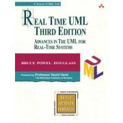 Real Time UML by Bruce Powel Douglass