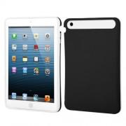 Protector Porta Tarjetas Ipad Mini Blanco con Negro