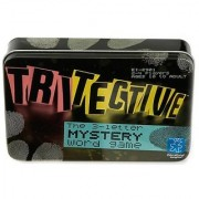 Educational Insights Tri-Tective - The 3-Letter Mystery Word Game