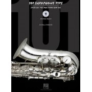 101 Saxophone Tips by Eric Mordnes