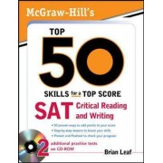 McGraw-Hill's Top 50 Skills for a Top Score by Brian Leaf
