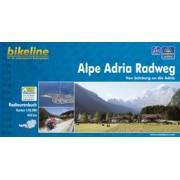 Fietsgids Bikeline Alpe Adria Radweg | Esterbauer