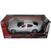 Maserati Gran Turismo White 1/24 by Motormax 73361